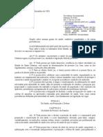 6320_1983_lei - Codigo Sanitario Do Estado de Santa Catarina