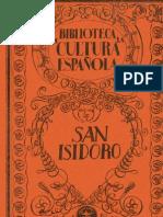 San Isidoro - Etimologías