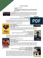 Catálogo de cine - Febrero 2013