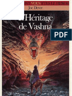 Loup Solitaire 16 - L'Heritage de Vashna
