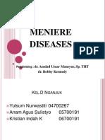 Meniere Diseases