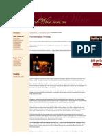 Fermentation Process Article