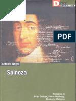 Antonio Negri Spinoza