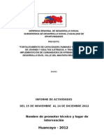 Modelo Informe Promotor Tecnico