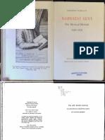 Scholem, Gershom -- Sattatai Tzevi