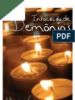 Estudo Biblico Invocação de demonios