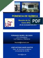 REUNIÓN 2012-2013