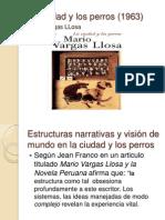 Estructuras Narrativas en La Ciudad y Los Perros