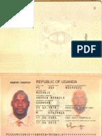 PassPort Details