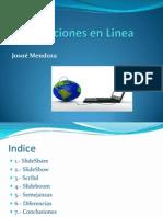 Aplicaciones en Linea