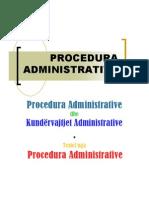 Procedura Administrative