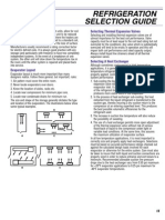 Refrigeration Selection Guide 15