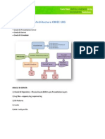 Architecture of OBIEE