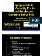 StructuralPreservation TomKline InGroundConcreteSulfurPits SulfurUnitCom April2010