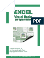 VBA Visual Basic Per Excel Ita