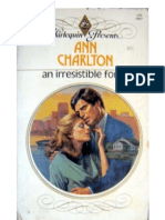 Charlton, Ann - An Irresistible Force
