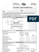 QD 405-Rev02 ADS Conveyor Gamma Scale