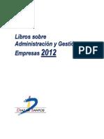 Catalogo Administracion