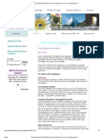 Vedic Astrology Diary 2011-05-30 _ Jaimini Astrology_ K.N