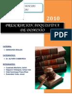 Monografia de Prescripcion[1][1]