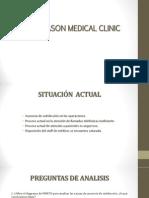 Caso - Jason Medical Clinic