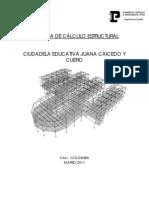 Memoria de c%E1lculo Estructural(1)