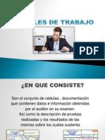 Papeles de Trabajo Auditoria