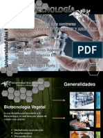 Expo de Biotecnologia