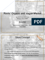 Roots' Organic and Vegan Market