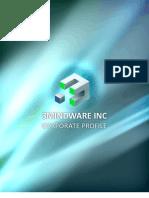 New Corporate Profile 3MINDWARE -2013