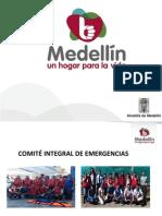 Comite Integral Emergencias