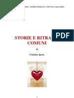 Storie e Ritratti Comuni  di Cristina Spera