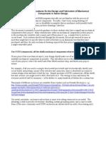 MechanicalDesignAndFab-GuidelinesAndProcedures
