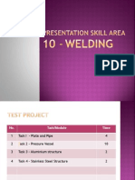Presentation Skills Area Welding