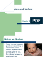 5 Nature and Nurture
