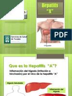 La Hepatitis Presentacion de La Maestra Rosy Cauich