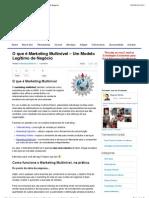 O que é Marketing Multinível - Hygson Rocha