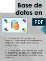 Base de Datos en Red