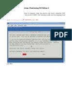 Sistem Monitoring Debian