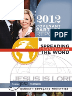 2012 Covenant Partner Report