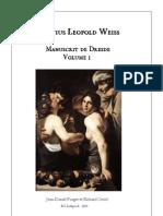 Manuscrit de Dresde, Vol 3