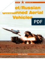 Russian Unmanned Aerial Vehicles