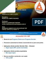 Rc 10 Desenvolvimento de Aplicativos Tcp