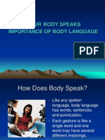 Beginner's Guide To Body Language