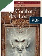Loup Solitaire 19 - Le Combat Des Loups