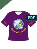 Camiseta Da Pascom