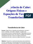 Apresentação Unidade 1 -Origens Físicas  e equações da taxa_20130208203123