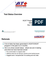 2-Legg Test Status Overview
