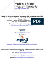 Journalism & Mass Communication Quarterly 2000 Peiser 243 57