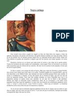 Negra Catinga. Un cuento escrito por Juana Porro.